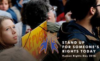 Defiende hoy los derechos de los demás
