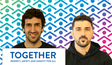 World renowned soccer players join their voices to TOGETHER