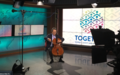 UN Messenger of Peace Yo-Yo Ma shares powerful message of peace and togetherness