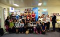 The United Nations Information Centre Canberra, the International Organization for Migration (IOM) and the Goulburn Multicultural Centre came together on Friday, 9 March to celebrate International Women's Day in rural Australia.