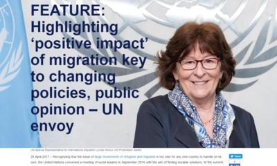 UN envoy on Together